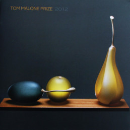 Katalogdesign Tom Malone Prize