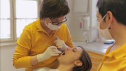 Zahnarztpraxis KSB: Praxisfilm und Praxisfotografie