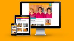 Praxiswebsite: Startseite