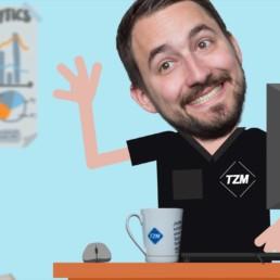 Employer Branding Kampagne für TZM