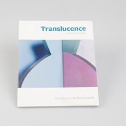 Katalogdesign: Translucence