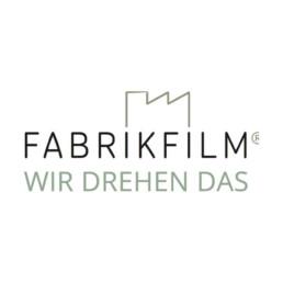 Logoentwicklung Fabrikfilm - Wir drehen das
