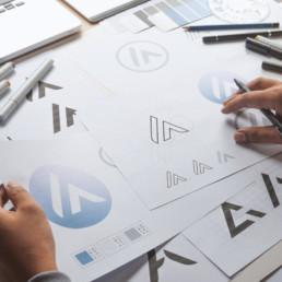 Logo Design und Entwicklung