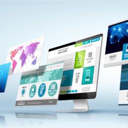 Website Kommunikation