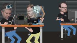TZM Employer Branding Kampagnen Clip: Wir lieben Technik!