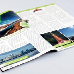 HOTSPOT Stadtmagazin Bestandteile